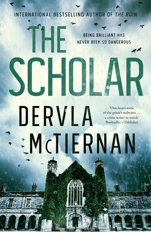 The Scholar (Cormac Reilly, #2)