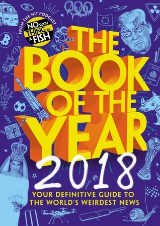 The Book of the Year 2018 by James Harkin