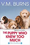 The Puppy Who Knew Too Much (Dog Club Mystery #2) audiobook review