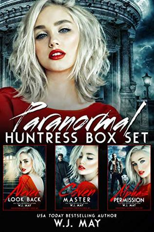 Paranormal Huntress BOX SET #1-3: Fairy Fantasy Time Travel