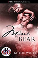 Mine to Bear (Romance on the Go Book 0)