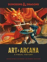 Dungeons and Dragons Art and Arcana: A Visual History