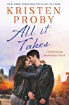 All It Takes (Romancing Manhattan, #2)