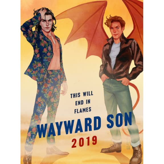 Image result for Wayward Son by Rainbow Rowell