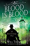 Blood Is Blood (Barker & Llewelyn, #10)