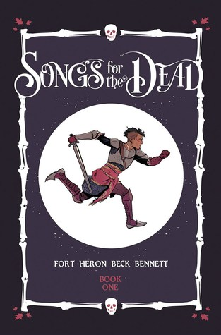 Songs For The Dead TPB Vol. 1