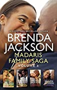 Madaris Family Saga Volume 3: Surrender\Seduced by a Stranger\Sensual Confessions\ Inseparable