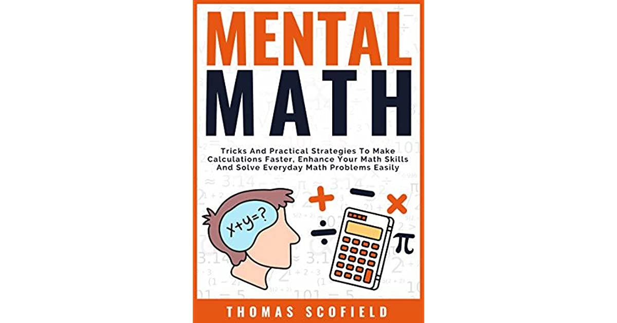 how to solve mental math problems