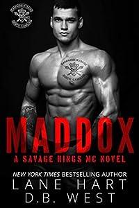 Maddox (Savage Kings MC #5)