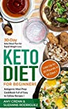Keto Diet for Beginners by Amy Crenn