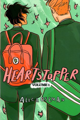 Book cover for Heartstopper