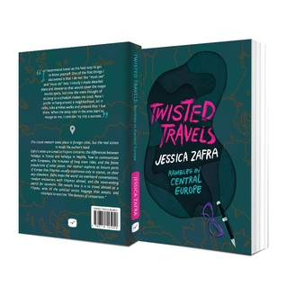 Twisted Travels by Jessica Zafra