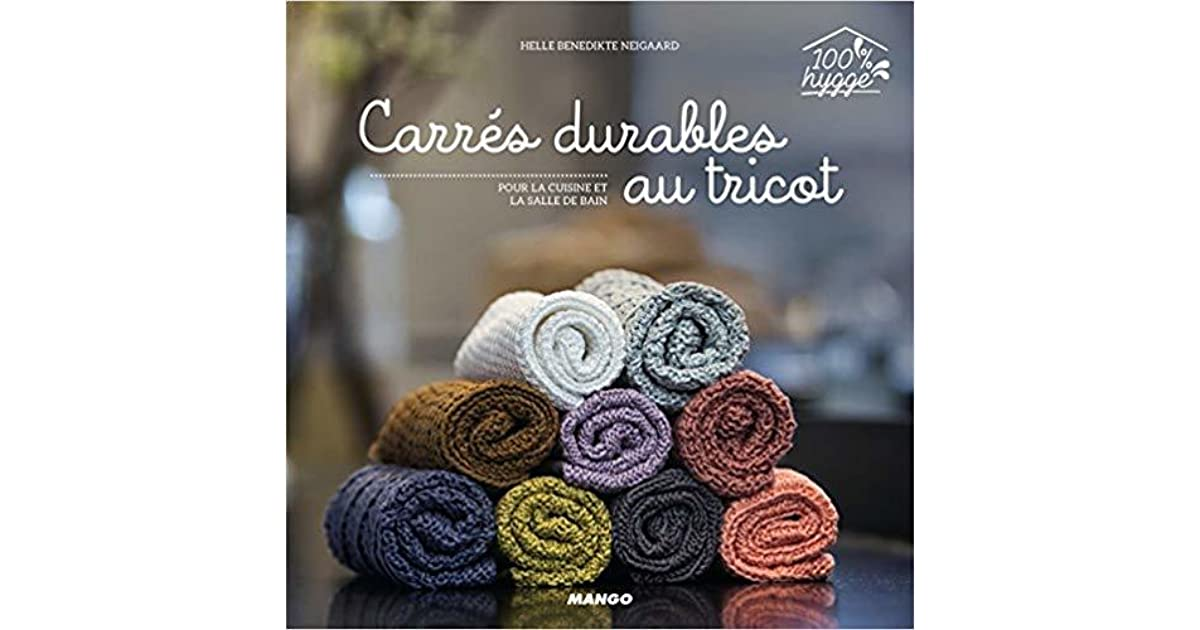 Carrés Durables Au Tricot By Hell Benedikte Neigaard