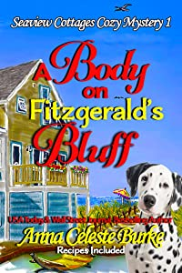 A Body on Fitzgerald's Bluff (Seaview Cottages #1)