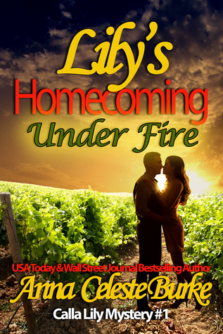 Lily's Homecoming Under Fire by Anna Celeste Burke