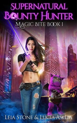 Magic Bite (Supernatural Bounty Hunter, #1)