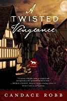 A Twisted Vengeance (Kate Clifford #2)