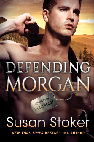 Defending Morgan (Mountain Mercenaries, #3)