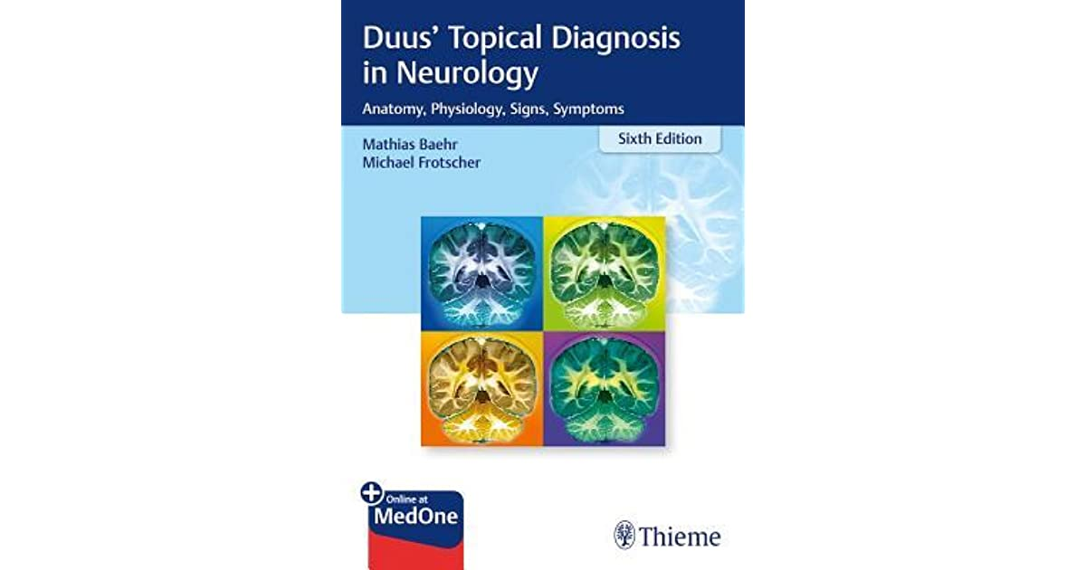 Topical Diagnosis In Neurology, Mathias Baehr - eBook ...