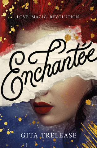 Enchantee by Gita Trelease cover