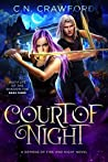 Court of Night (Institute of the Shadow Fae, #3)