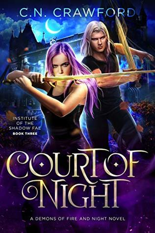Court of Night by C.N. Crawford