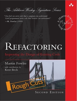 Refactoring: Improving the Design of Existing Code, Second Edition