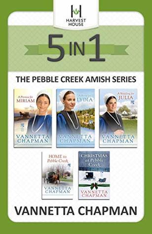 The Pebble Creek Amish Series: 5-in-1 eBook Bundle