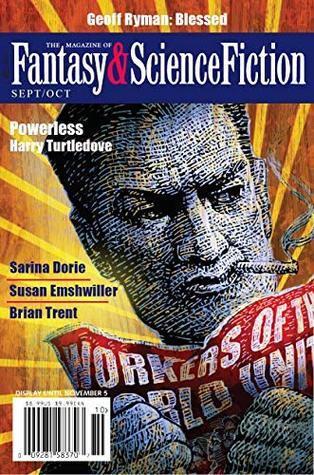 The Magazine of Fantasy & Science Fiction September/October 2018 by C.C. Finlay