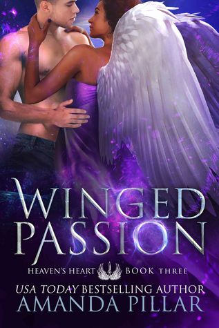 Winged Passion (Heaven's Heart #3)