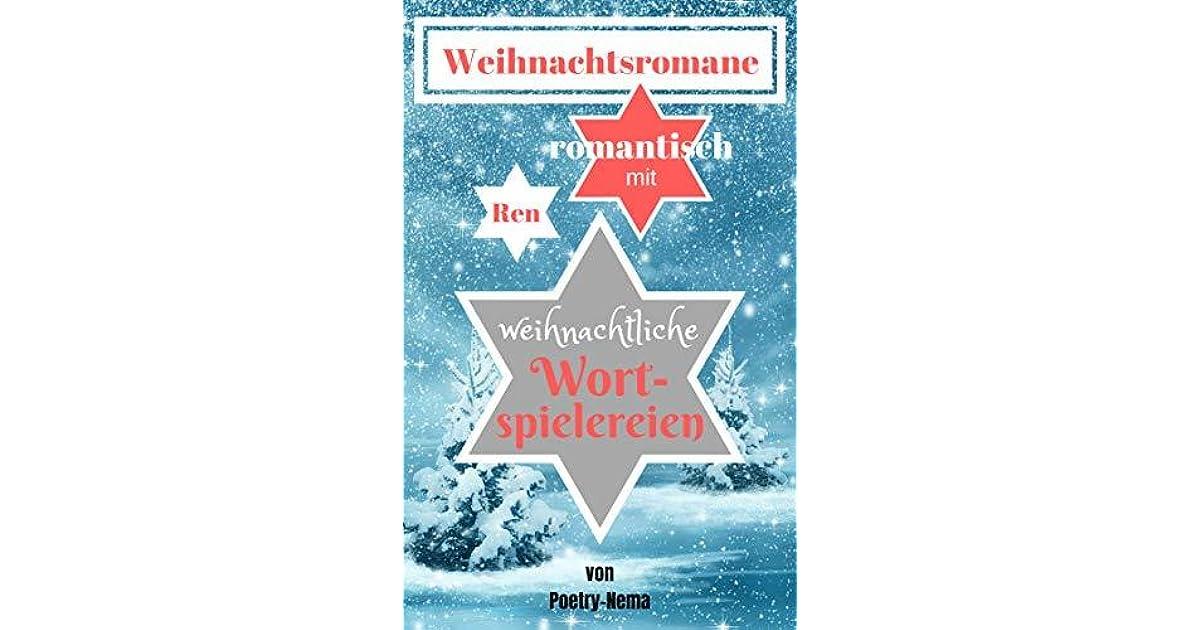 Weihnachtsromane Romantisch mit Ren Weihnachtliche Wortspielereien ...