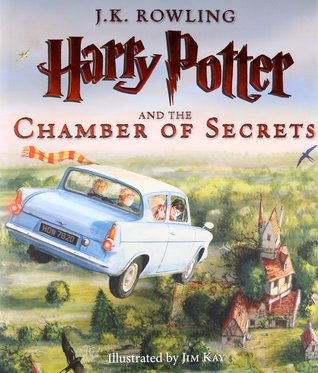 Harry Potter and the Chamber of Secrets (Harry Potter #2), Il... by J.K. Rowling