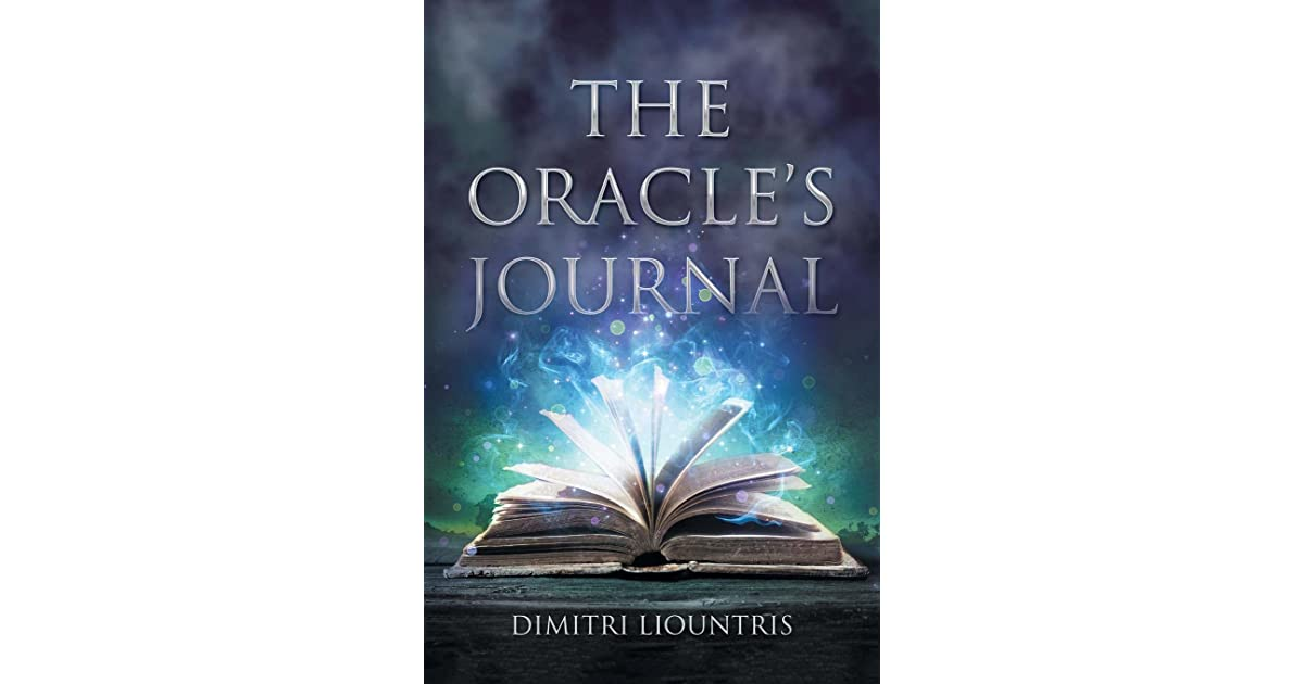 Ebook The Oracles Journal Of Gods And Guardians 1 By Dimitri Liountris