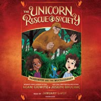 Sasquatch and the Muckleshoot (The Unicorn Rescue Society, #3)