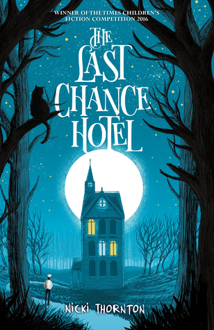 The Last Chance Hotel (Seth Seppi Mystery, #1)