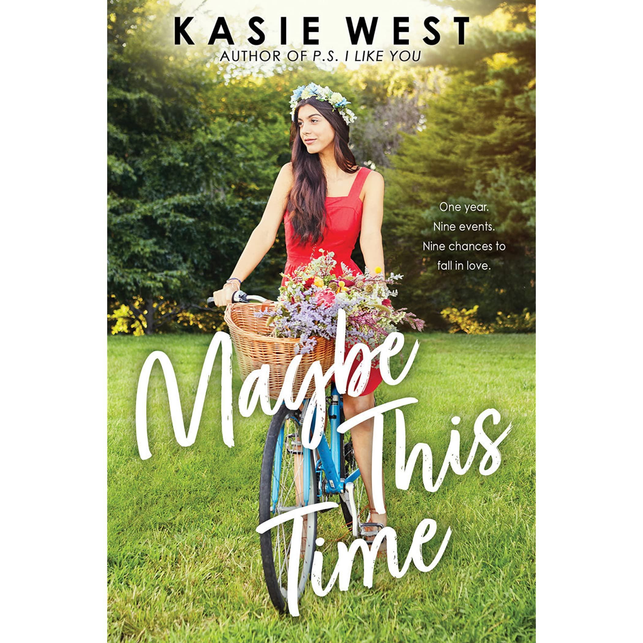 Image result for maybe this time book