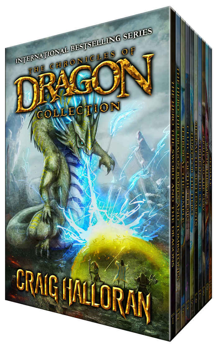 Craig Halloran - 1-10 - The Chronicles of Dragon Collection