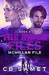 McMillan File (The Rider Files, #3)