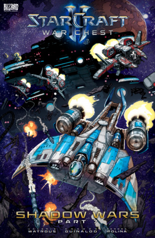 Starcraft 2: Shadow Wars (Part #7) by Valerie Watrous