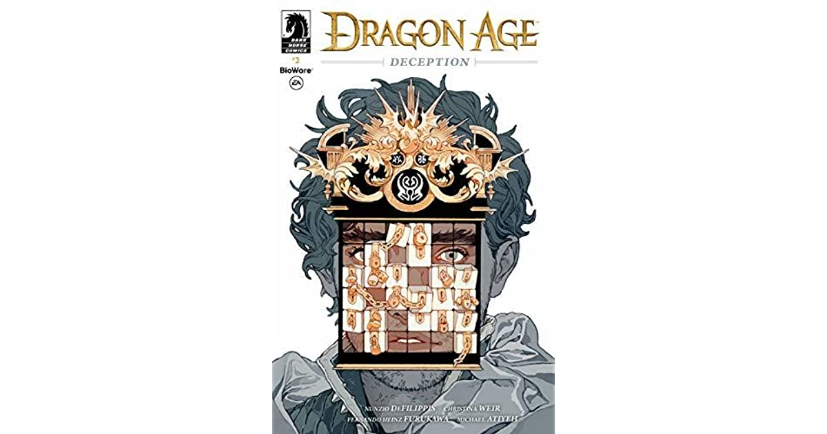 Dragon Age: Deception #2 by Christina Weir