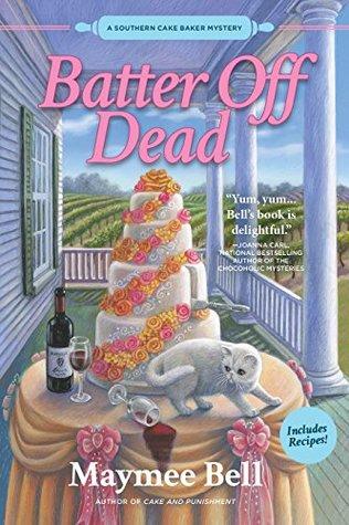 Batter Off Dead by Maymee Bell