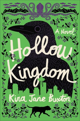 Hollow Kingdom (Hollow Kingdom, #1)