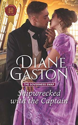 Shipwrecked with the Captain (The Governess Swap Book 2)
