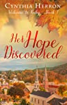 Her Hope Discovered by Cynthia Herron