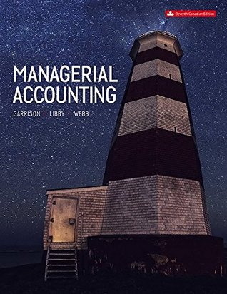 Managerial Accounting Connect With Smartbook Combo by Ray H. Garrison