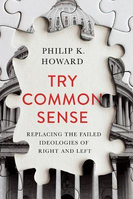 Try Common Sense- Replacing the