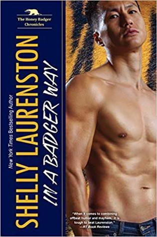 Book Review: In a Badger Way by Shelly Laurenston