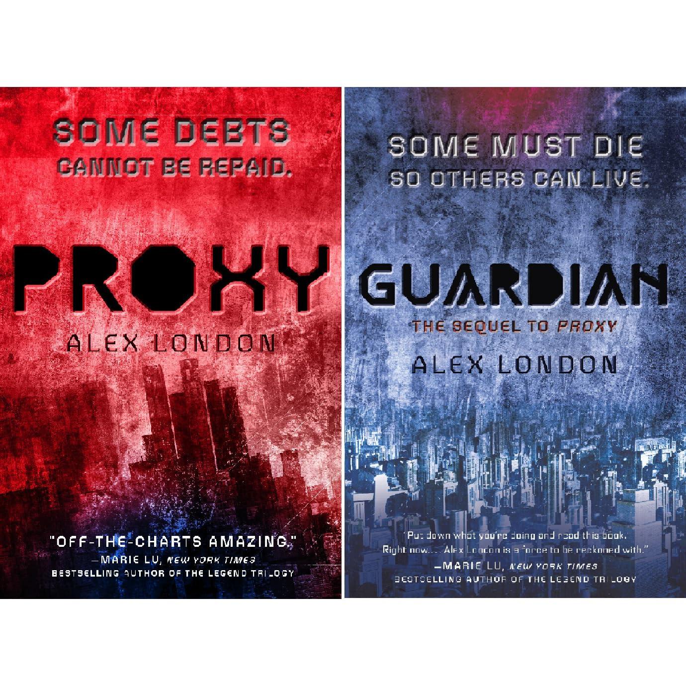 Proxy (2 Book Series) by Alex London