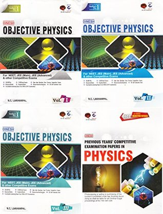 Dinesh Objective Physics for NEET, JEE (Main & Advanced) & Other