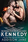 Kennedy (The Phoenix Club Girl Diaries #1)